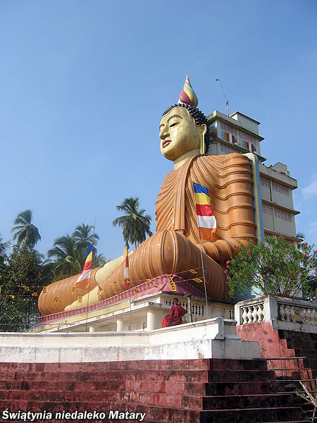 Świątynia niedaleko Matary