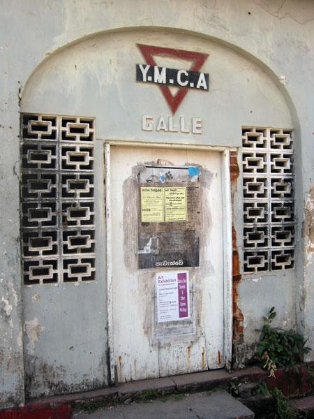 YMCA w Galle