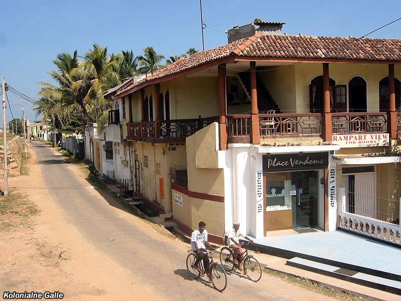 Kolonialne Galle