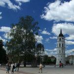 Plac Katedralny w Wilnie