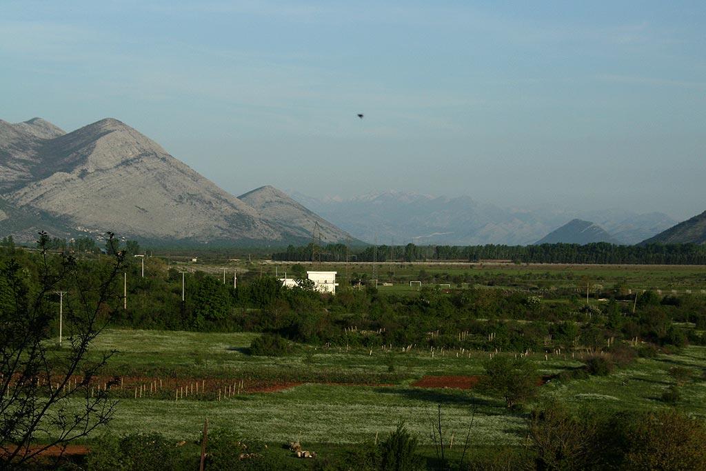 Przez Hercegowinę w kierunku Trebinje