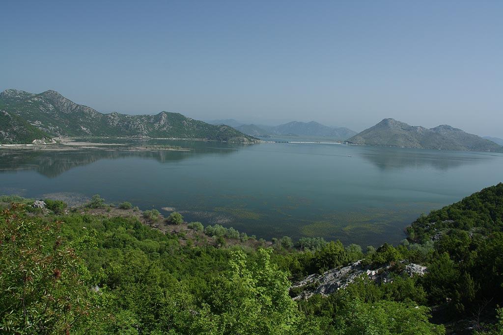 Jezioro Szkoderskie, Virpazar