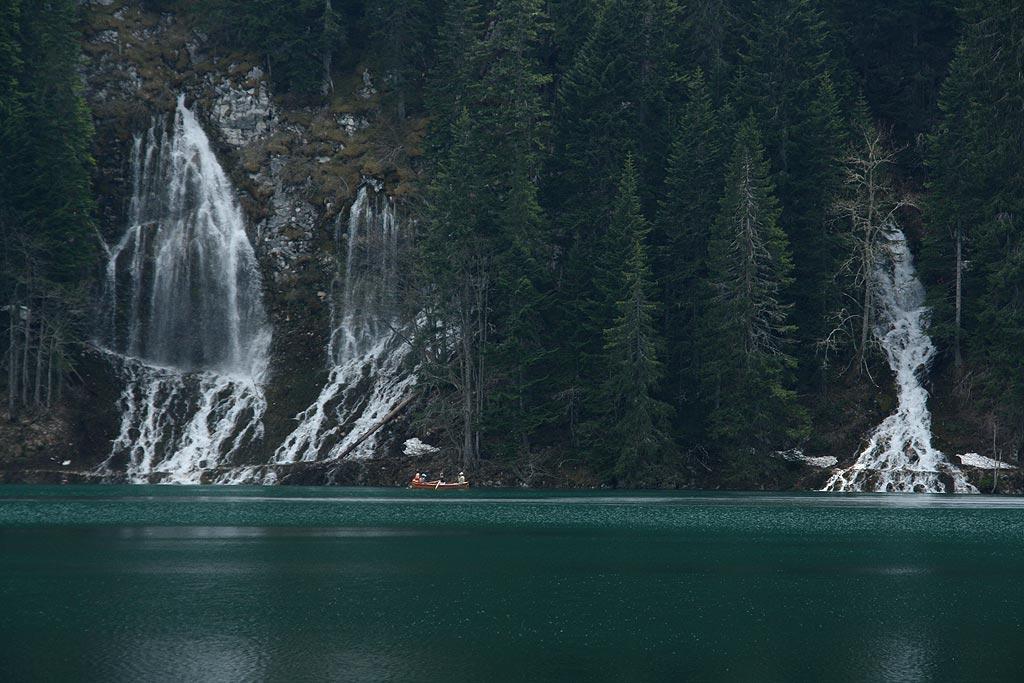 Czarne Jezioro, Durmitor
