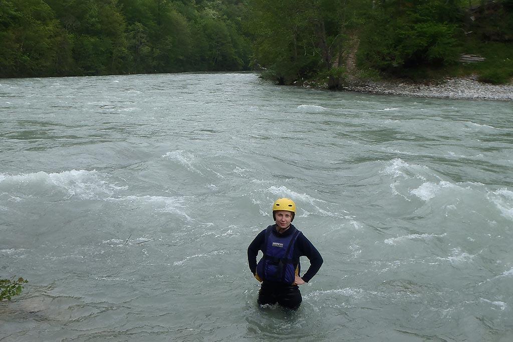 Rafting na Tarze