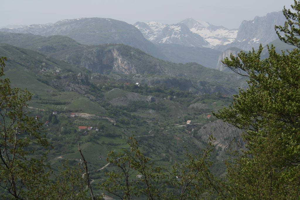 W drodze do Boki Kotorskiej