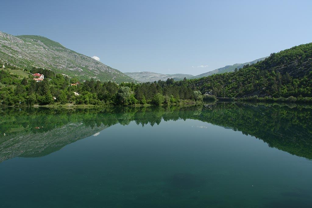 Jezioro Trebińskie, Bośnia i Hercegowina