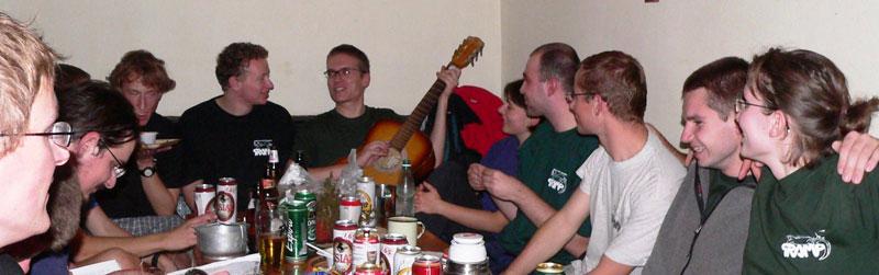 Impreza w Zygmuntówce