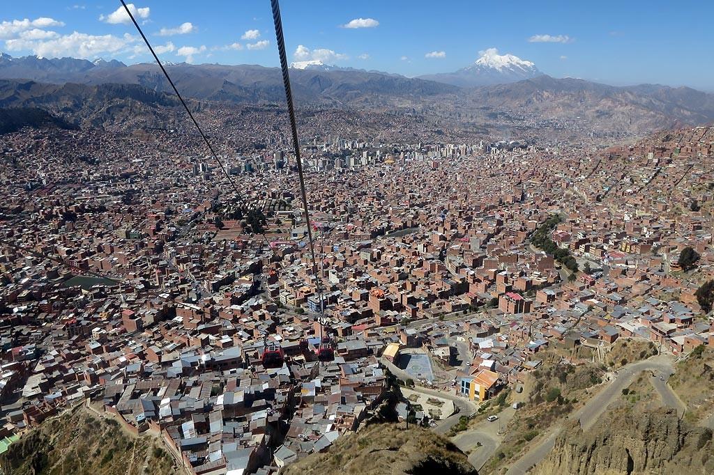 Witamy w La Paz!