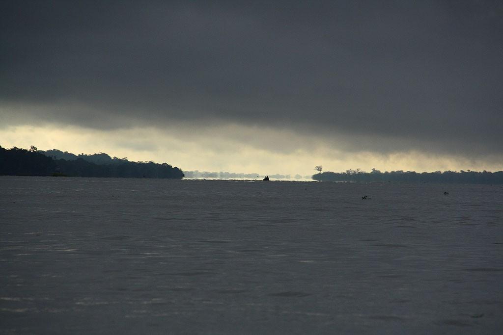 Burza nad Amazonią