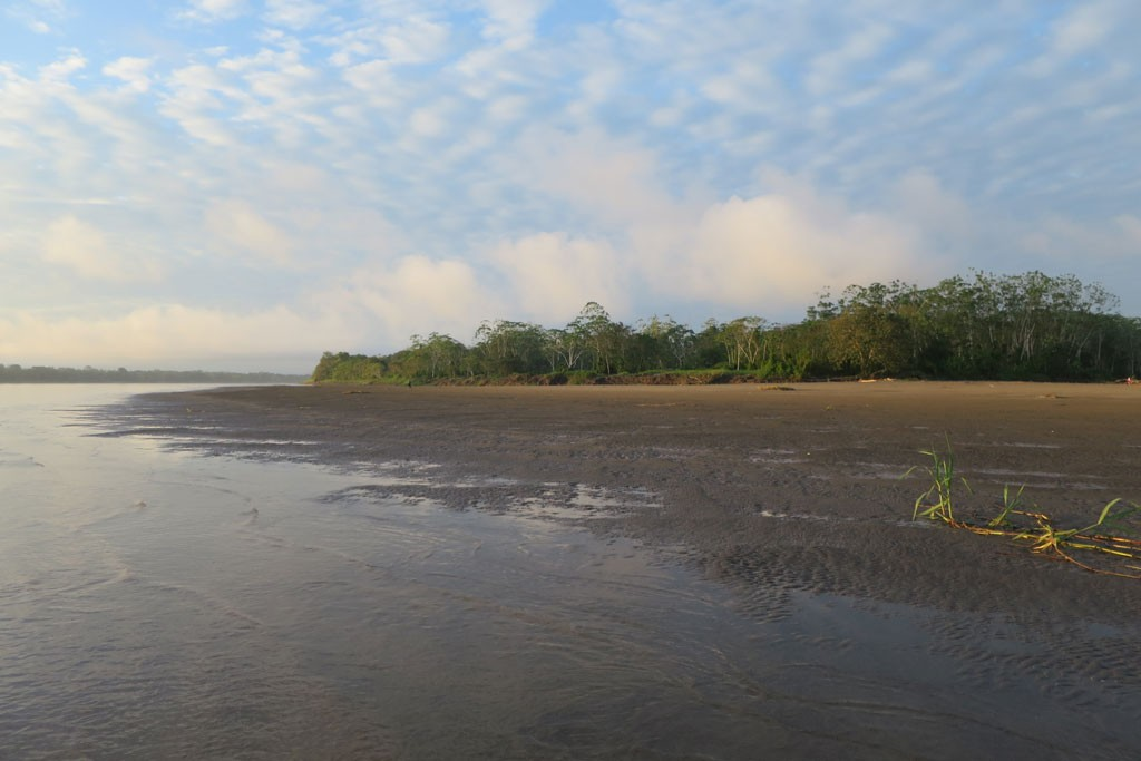 Nadrzeczna plaża