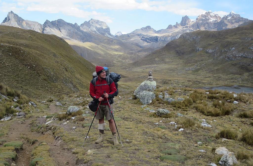 Paso Portachuelo (4600 m)