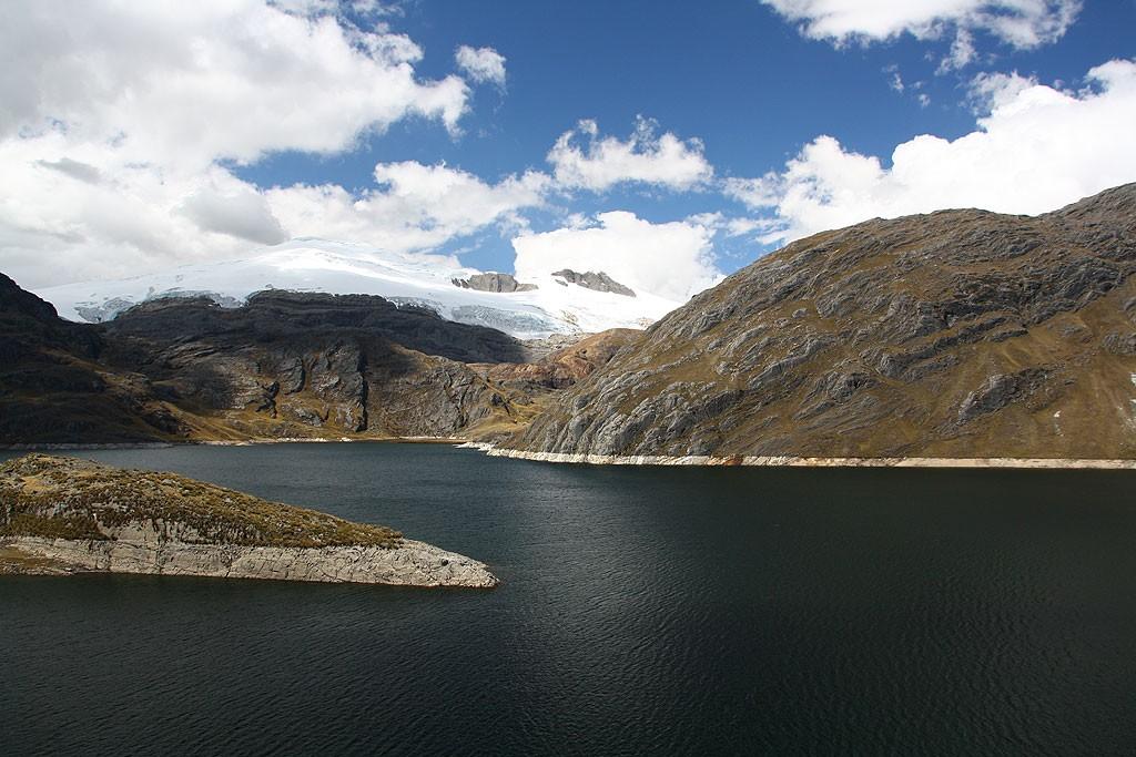 Jezioro zaporowe Laguna Viconga