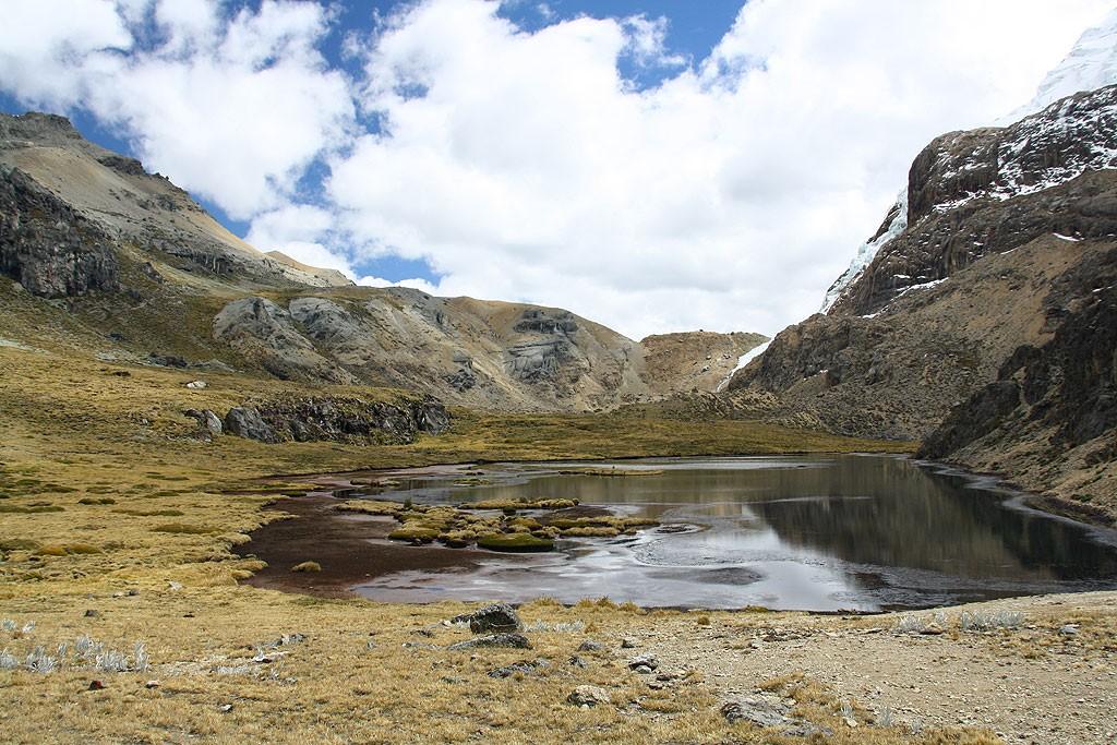 Najwyższy punkt na trekkingu, Punta Cuyoc (5000 m)