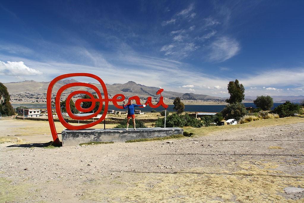 Przekraczamy granicę z Peru