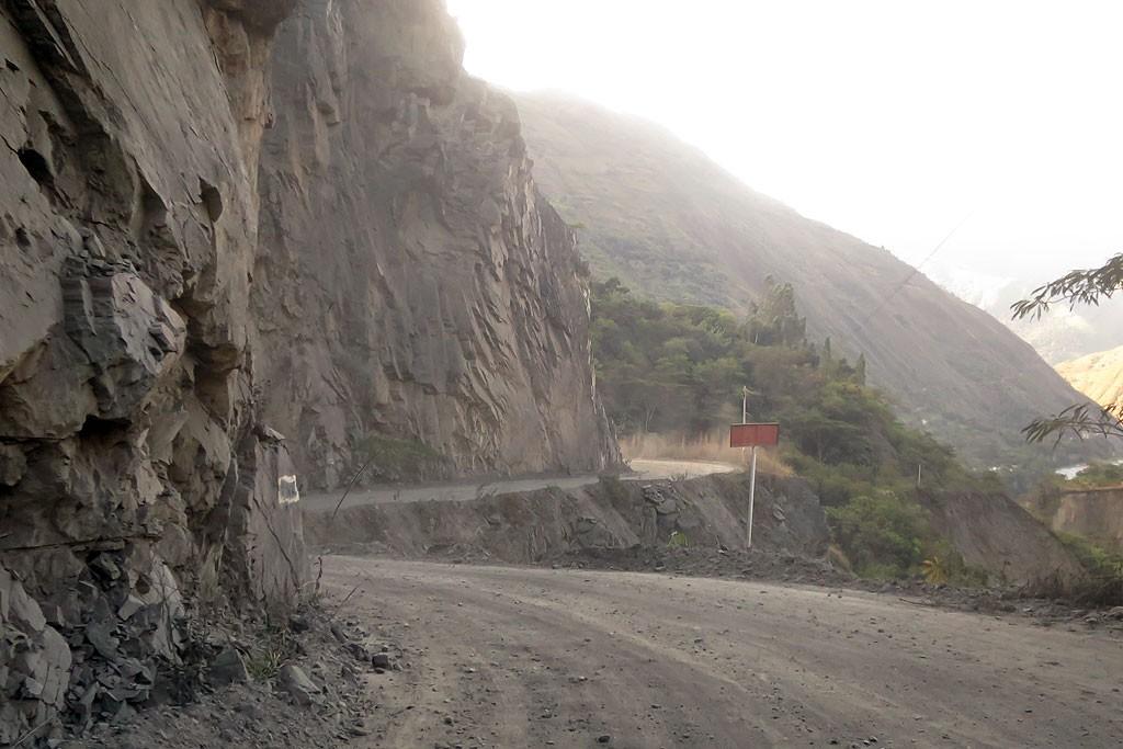 Droga z Santa Maria do Santa Teresa