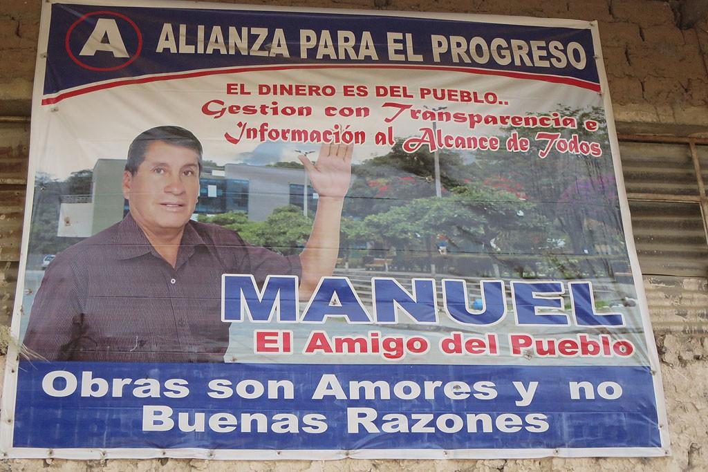 Wkrotce w Santa Maria wybory samorzadowe.