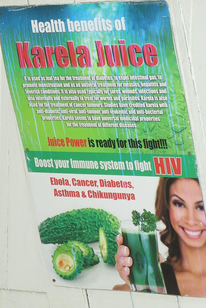 Cudowny sok remedium na ebolę i HIV