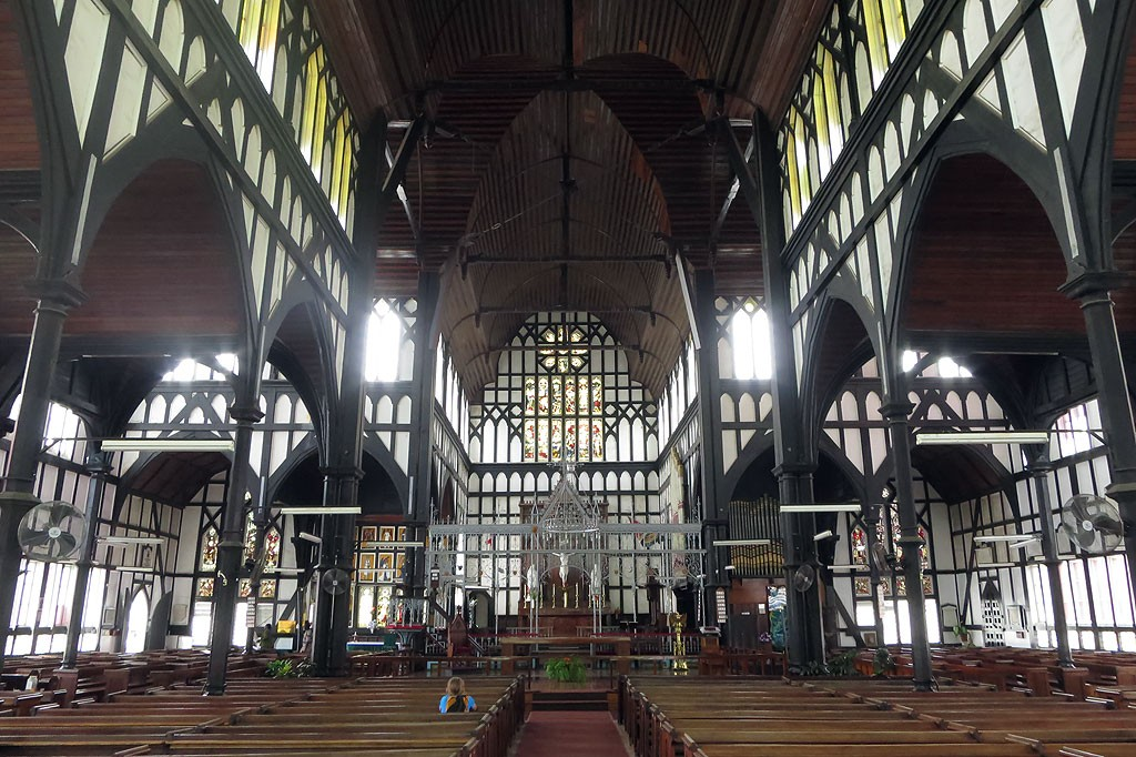 Anglikańska katedra w Georgetown