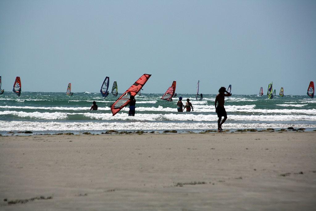 Mekka windsurferów