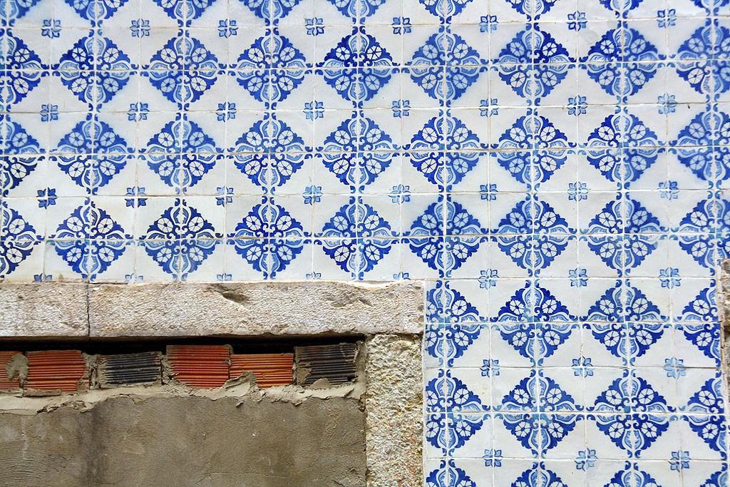 Sao Luis słynie z kamienic pokrytych kafelkami