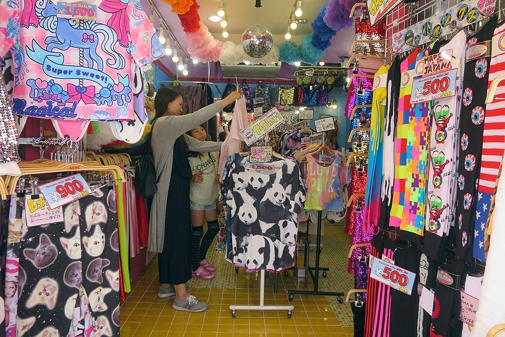 Ulica Takeshita, czyli Eden japońskich nastolatek (i nie tylko) w Harajuku.