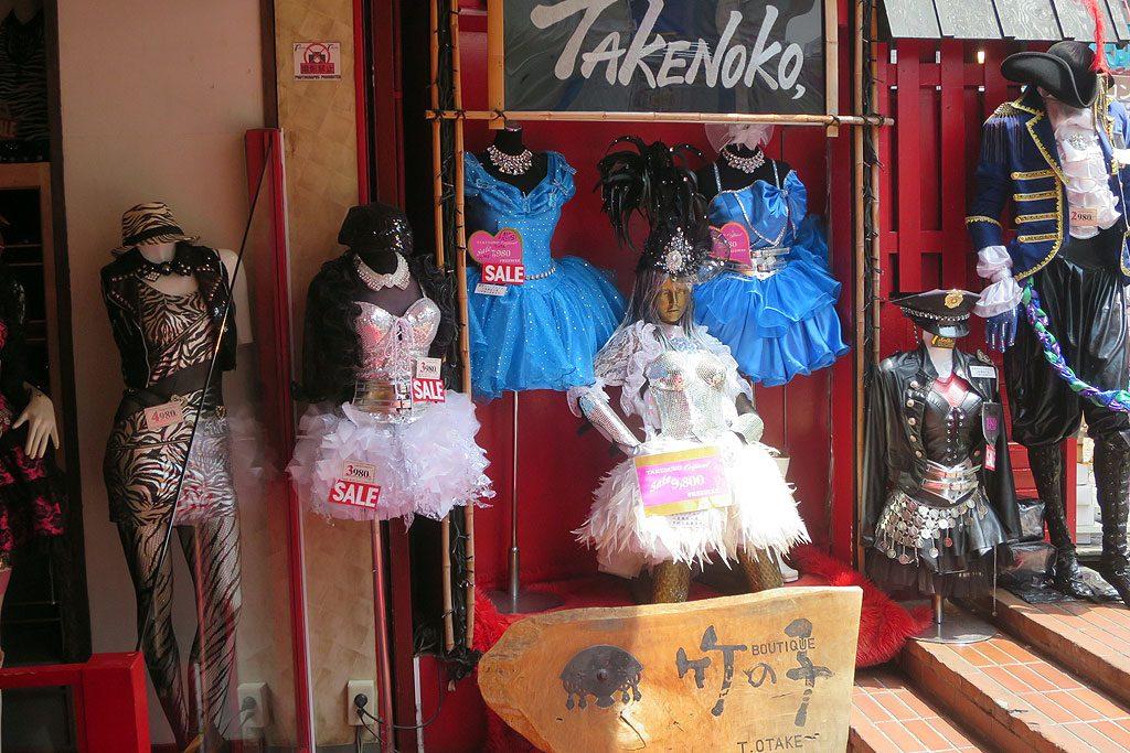Szał zakupów w Takeshita w Harauku, ciąg dalszy.