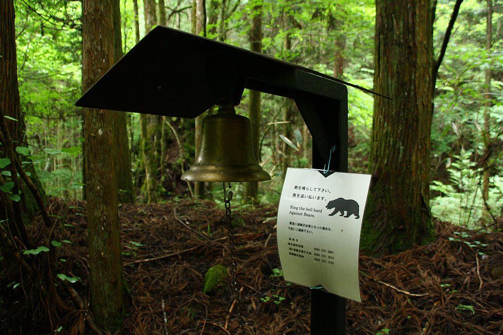 Dzień czwarty. Wędrujemy z Magome do Tsumago. Uwaga na niedźwiedzie!